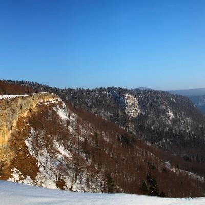 Roches d'Orvaz (Jura)
