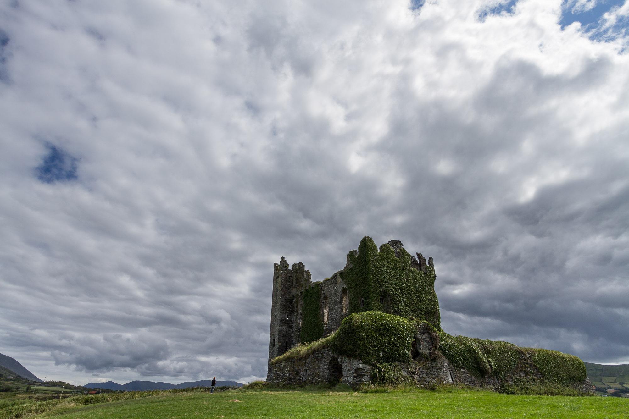Ballicarbery Castle