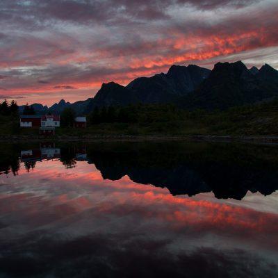 Coucher de soleil, Storvågan