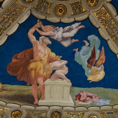 Salles de Raphaël, musées du Vatican