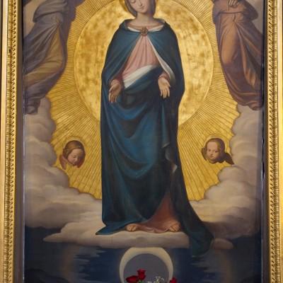 Eglise de la trinité des Monts