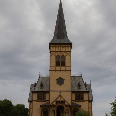 Vågan kirke, Kabelvåg